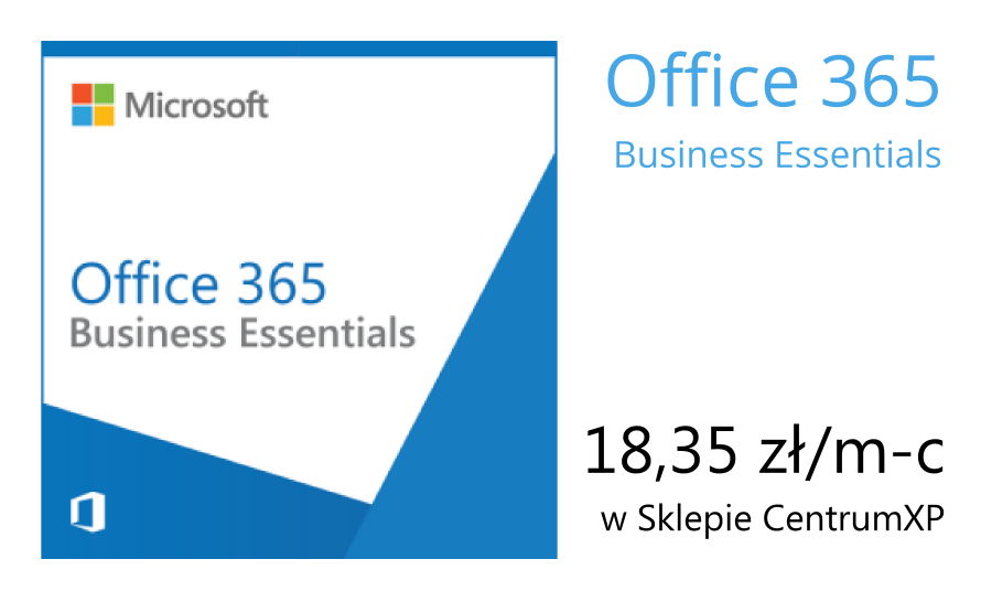 Microsoft 365 Business Basic od 19.90 zł/m-c