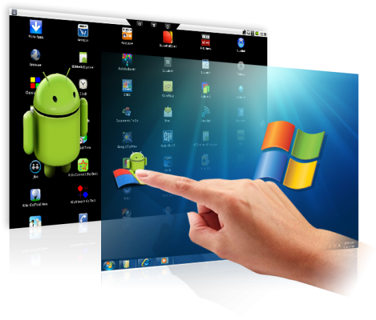 Android i Windows