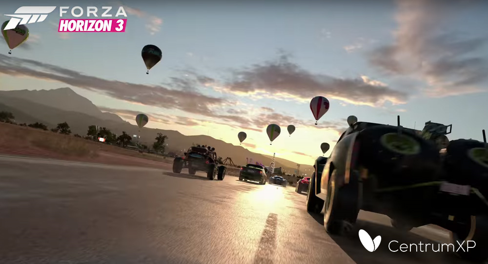 Forza Horizon 3 - Xbox One X
