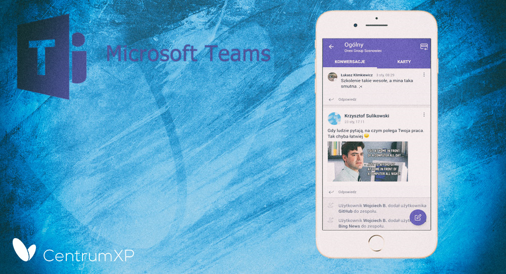 Microsoft Teams iOS