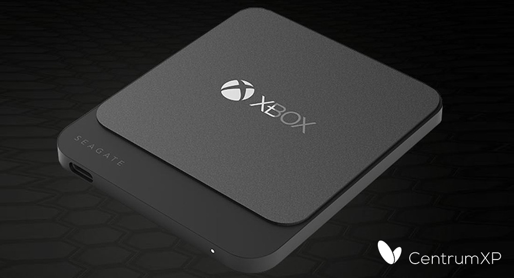 Seagate Game Drive for Xbox SSD - 2 TB