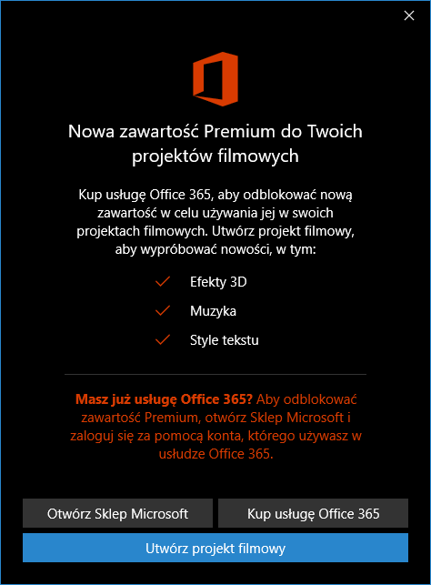 Story Remix - Office 365