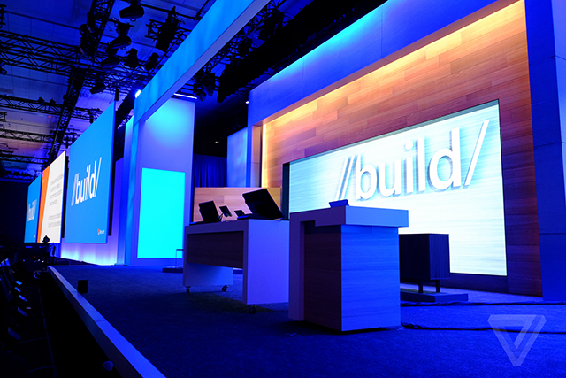 Microsoft Build Developer Conference