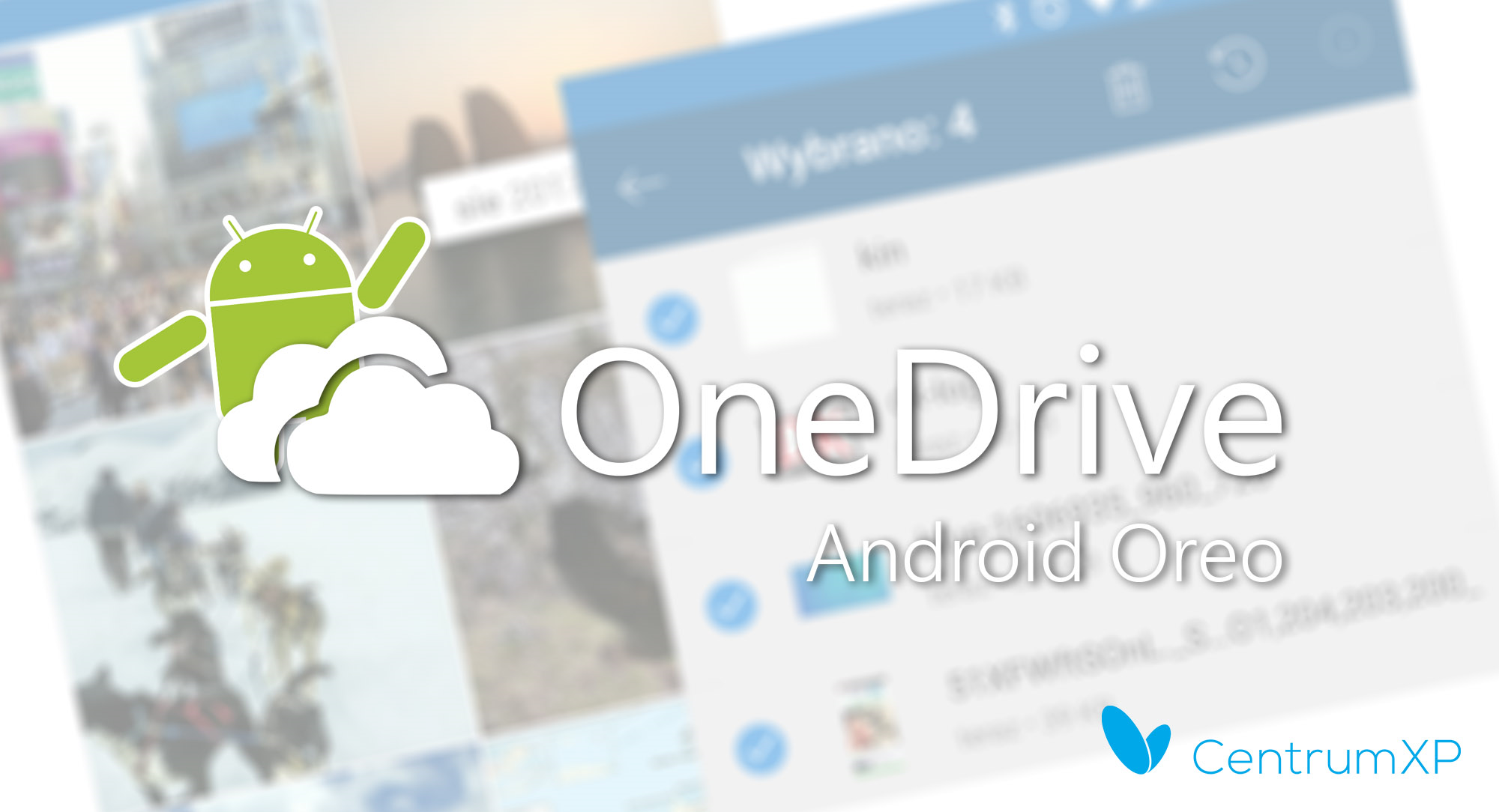 One Drive Android Oreo