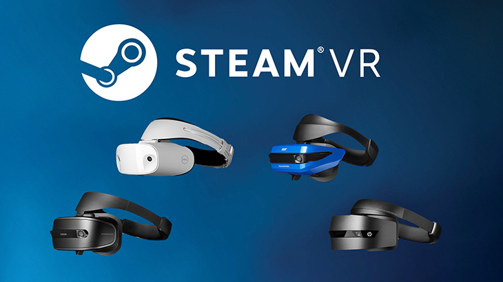 Steam VR dla Windows Mixed Reality