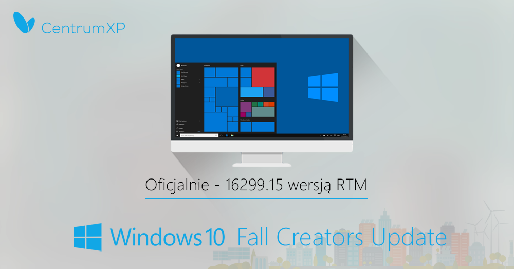 Windows 10 Fall Creators Update RTM 16299.15