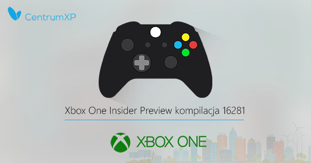 Xbox One Insider Preview 16281