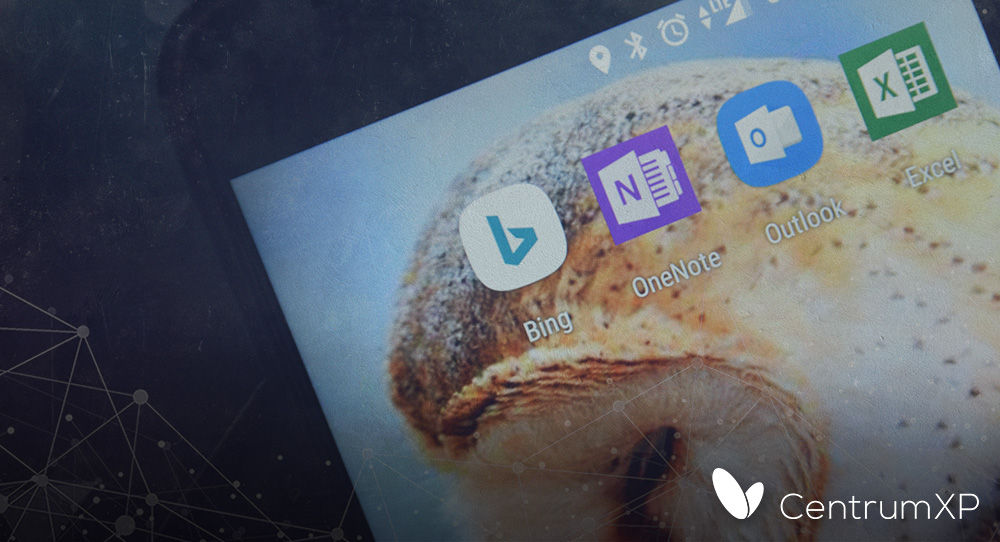 Microsoft Bing Android
