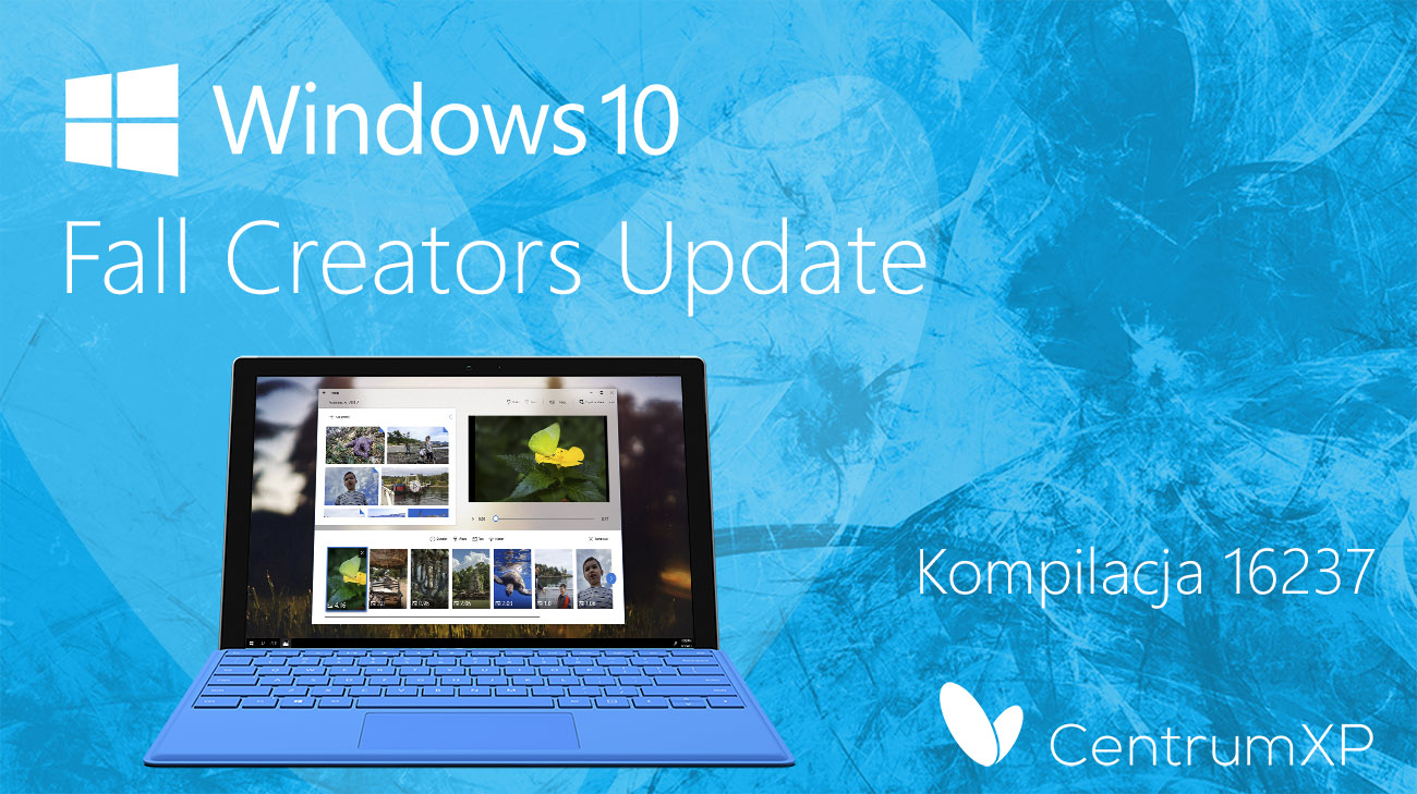 Windows 10 build 16237