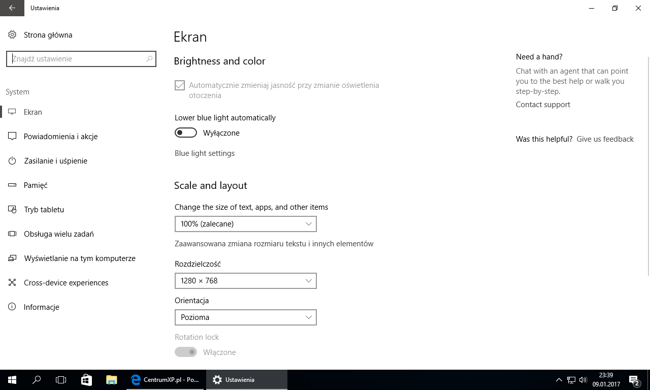Windows 10 Insider Preview z nowym buildem 15002 dla PC