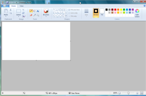 Paint w Windows 7