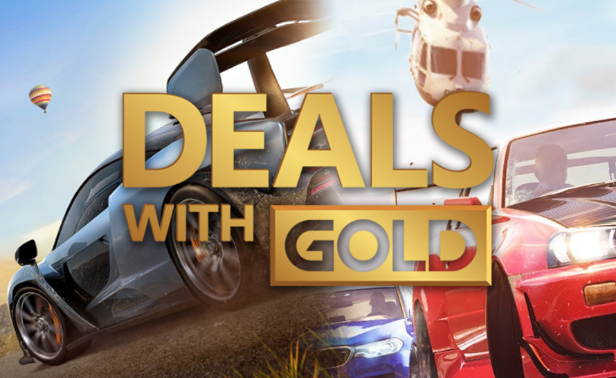 Need for Speed i Forza za grosze w ramach Deals with Gold