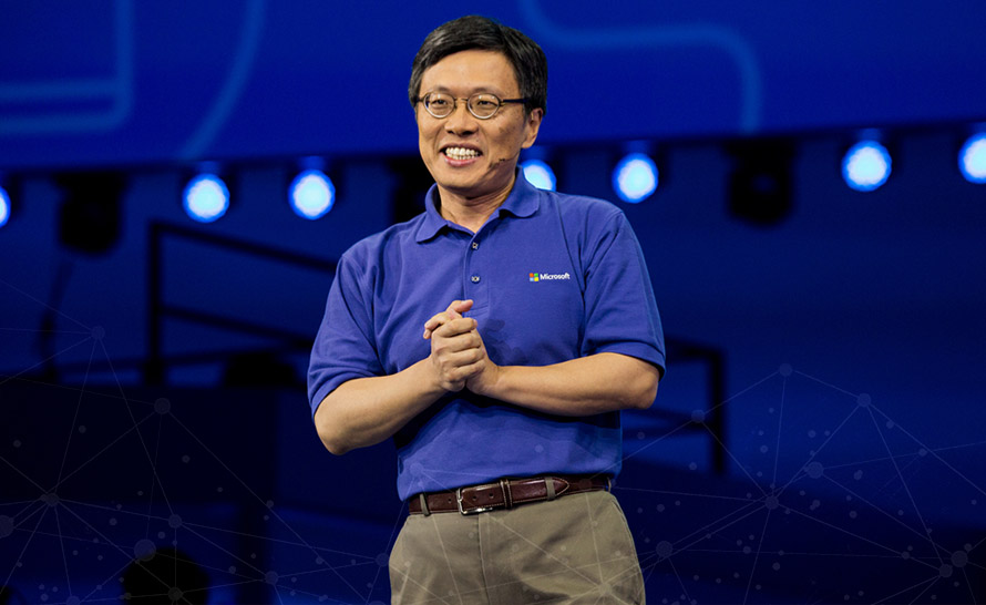 Harry Shum, EVP Microsoft AI and Research Group, opuszcza firmę