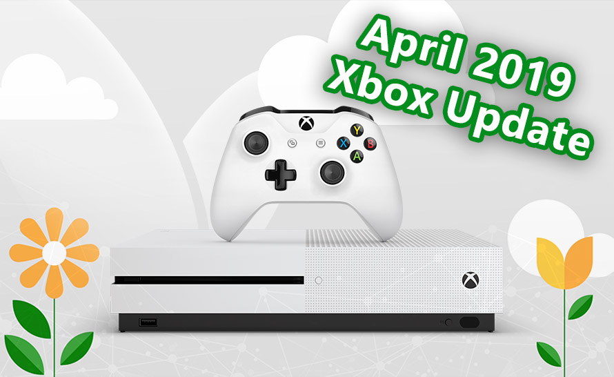 Co nowego w April 2019 Xbox Update?