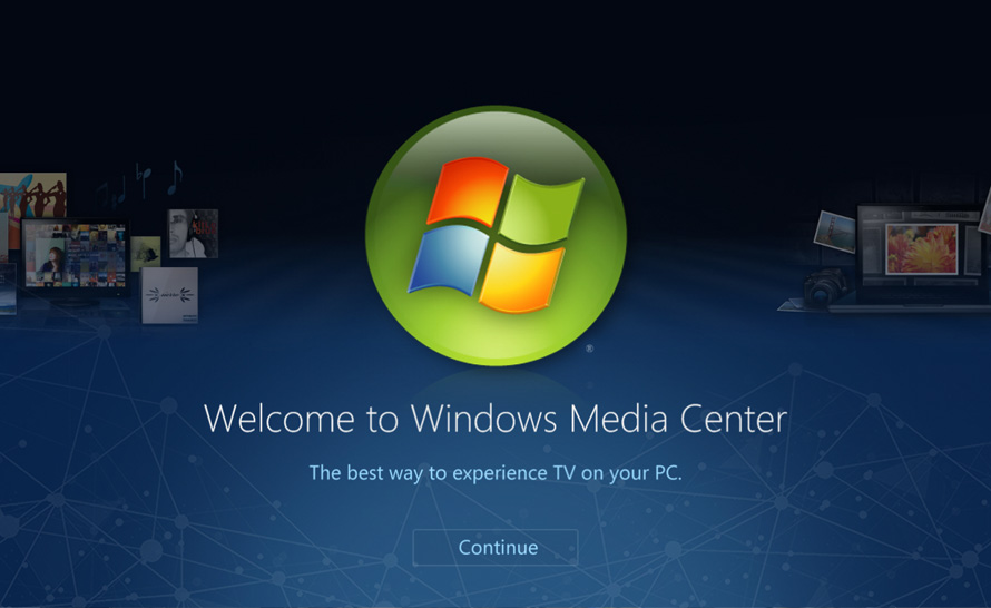 Windows Media Center SDK udostępniony w GitHub