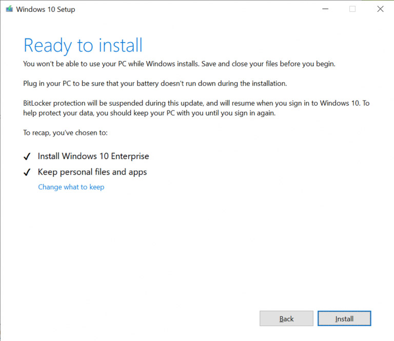 Windows 10 19H1 build 18298