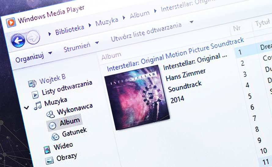 Windows Media Player 11 już po polsku