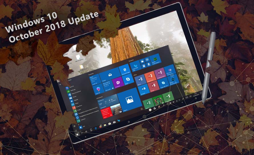 Ogromna lista zmian w Windows 10 October 2018 Update