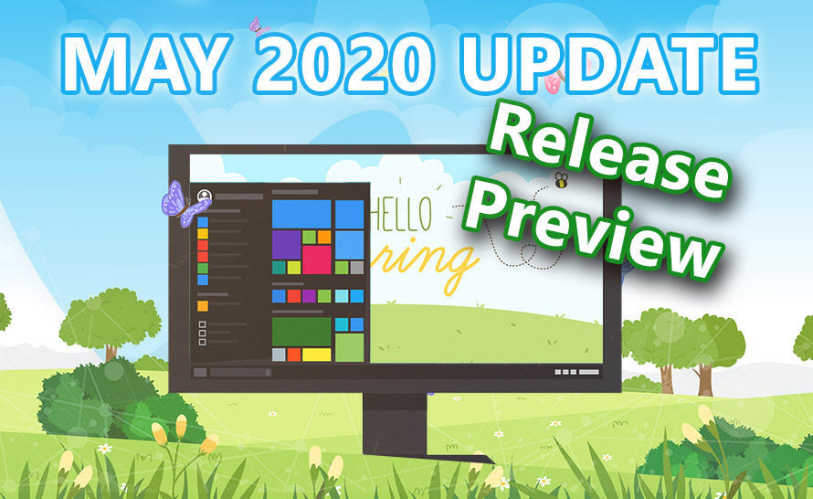 May 2020 Update już dostępny w Release Preview! 19041.207 to build RTM?