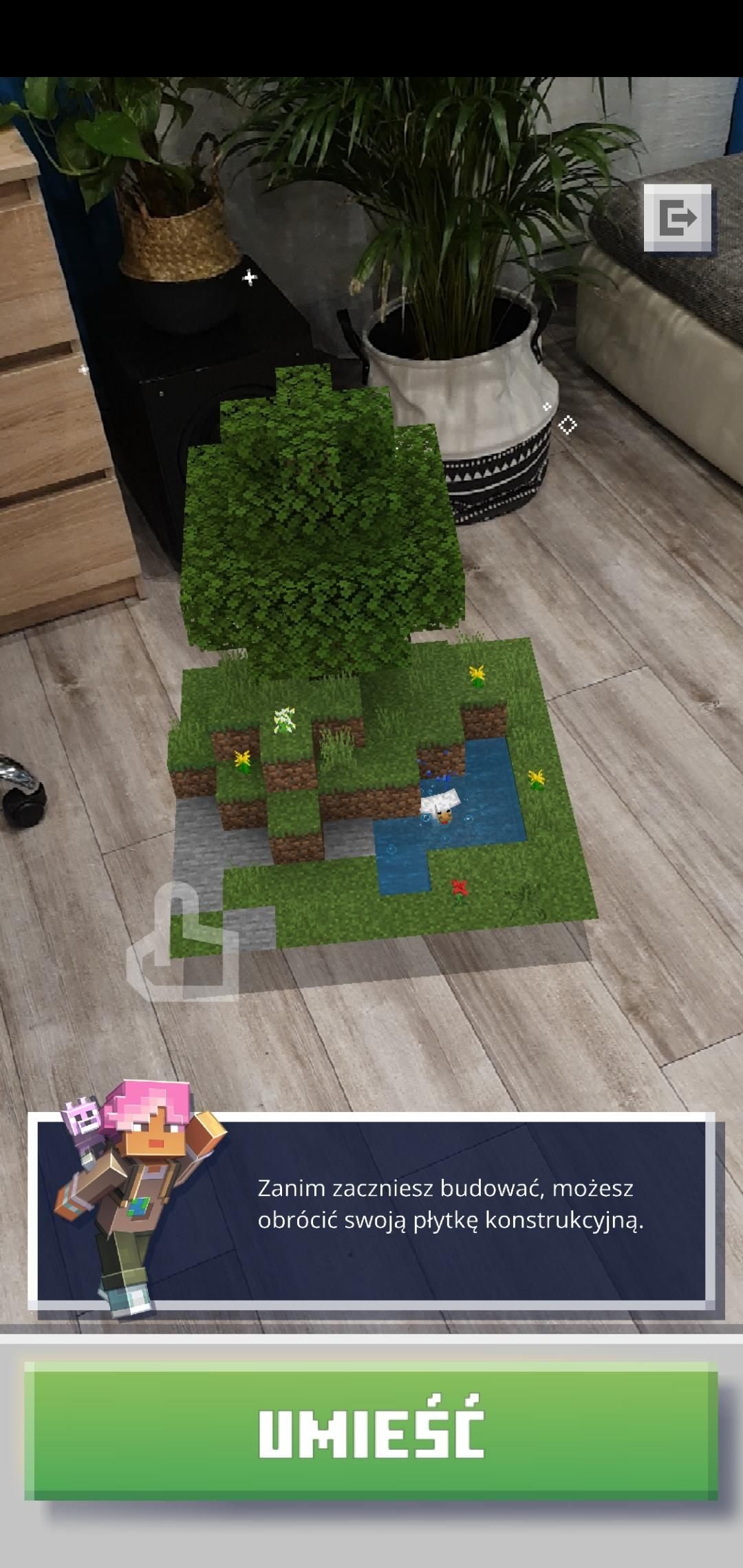 Minecraft Earth PL