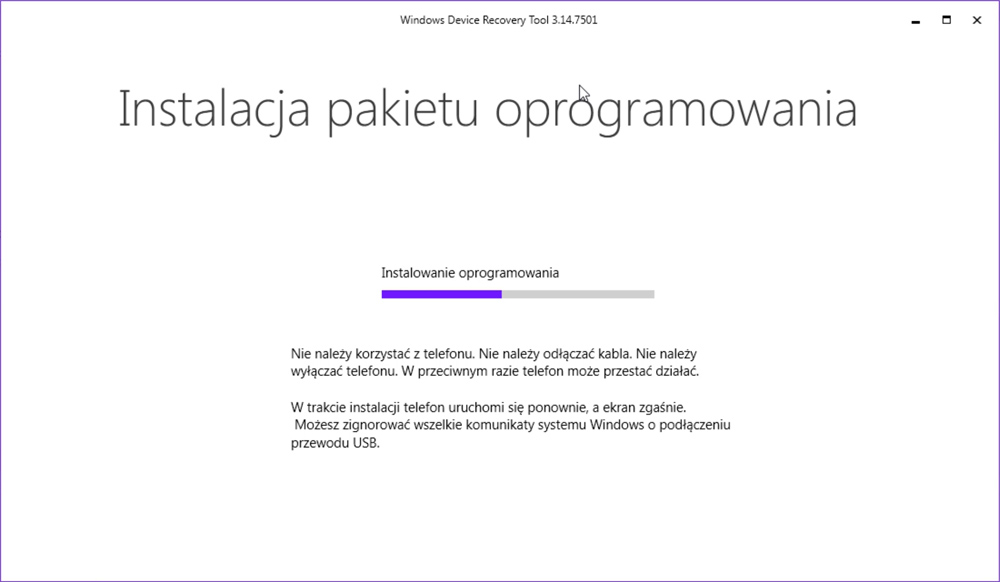 Windows 10 ARM na Microsoft Lumia 950